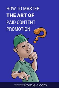 The Art of Paid Content Promotion