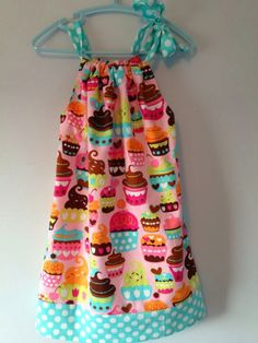 Cómo hacer un vestido de verano para niña - yo elijo Coser