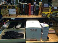 Boeken en schoenen