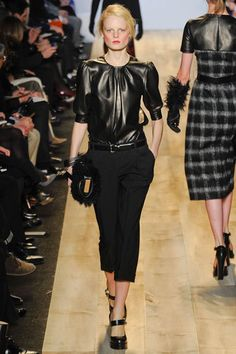 EMP's upcoming must-attend leather runway show gives us the perfect excuse to scroll through fashion's finest leather moments.