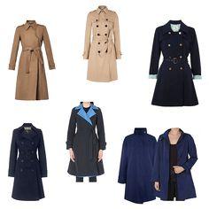 raincoats what to buy, spring capsule wardrobe