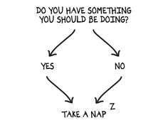 QUESTION: Should you take a nap? | 16 Helpful Charts That Every Twentysomething Needs