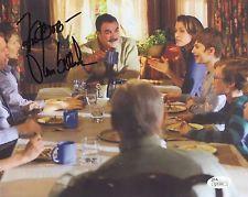 TOM SELLECK hand signed 8x10 photo BLUE BLOODS DINNER TABLE JSA COA