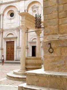 Pienza. Italy A&A