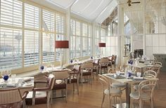 The Grand Brighton Hotel | Plantation Shutters