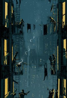 You bring the drinks I ll bring my guitar by PascalCampion on DeviantArt