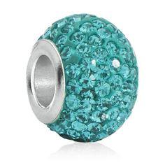 Expressions for Helzberg® Aqua Crystal Bead