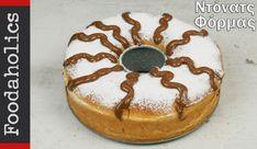 Sweet Recipes, Tiramisu, Donuts, Ethnic Recipes, Desserts, Food, Youtube, Cakes, Shapes