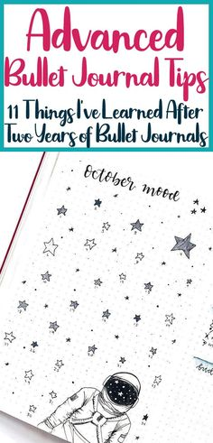 Perfect bullet journal ideas, inspiration, hacks, and tips for those new to the bujo world! These 11 bullet journal tips are what I've picked up on over the last two years of keeping a bullet journal. If you want to know how to start a bullet journal, make sure to check out these tips to be successful! #bulletjournal #bujo #bulletjournalideas #bulletjournaltips