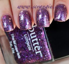 Butter London Holiday 2012 - Shambolic, unused, $5