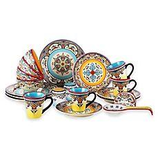 image of Euro Ceramica Zanzibar Collection