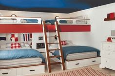 Brenna Sparks Bunk Bed And Bang