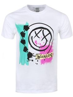 Blink-182: Official Band Merch - Buy Online at Grindstore.com: UK No 1 for Rock Fashion and Merchandise