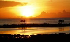 #atardeceres de Isla Margarita