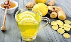 Lemon and ginger tea - detox minceur Ginger Drink, Fresh Ginger, Ginger Syrup, Fresh Mint, Maple Syrup, Body Detoxification, Ginger Benefits, Health Benefits, Tea Benefits