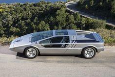Maserati concept-car
