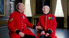 Chelsea Pensioners Bring The Laughs With Viral Facebook Video