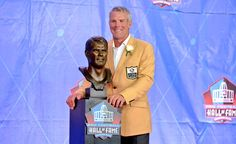 Brett Favre inducted into the NFL Hall of Fame 2016
