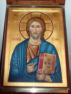 Christ Pantocrator | by ConceptJunkie