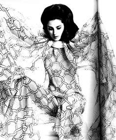 1969 italian design, Paris Vogue Black And White Design, Black White Photos, 1960s Fashion, Vintage Fashion, Vintage Jumpsuit, Vintage Beauty, Vogue Paris, Cool Style, 60s Style