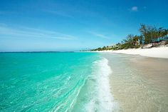 Cabbage Beach, Paradise Island, Bahamas
