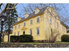 nice 1774 Georgian - Providence, RI - $1,100,000 - Old House Dreams