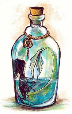Mermaid for Sale.