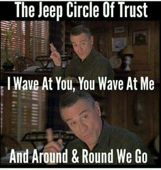 All My friend with jeep wrangler stop me all the time and ask me where I got it! Jeep Meme, Jeep Humor, Jeep Funny, Jeep Wrangler Jk, Jeep Wrangler Unlimited, Jeep Jku, Jeep Quotes, Badass Jeep, Jeep Accessories