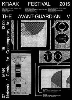 garadinervi - Timo Bonneure, Kraak Avant-Guardian V, 2015