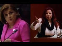 LAYDA ENCARA a Procuradora:¡ATRÉVASE procuradora,ROMPA la TELE, ARELY!