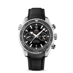 Seamaster Planet Ocean 600 M Omega Co-Axial Chronographe - the dream watch!