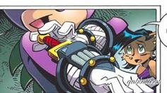 Image result for vector x espio fanfiction