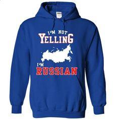 IM RUSSIAN - #business shirts #earl sweatshirt hoodie. CHECK PRICE => https://www.sunfrog.com/States/I-RoyalBlue-13959962-Hoodie.html?60505