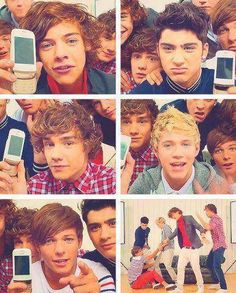 everyone should remember this...... its time to find the phone. 1,2,3..7