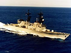 USS Leftwich (DD 984), was the newest, best ship in Pearl, when I was there.  She's so obsolete now, and at the bottom of the ocean around the waters near Hawaii.