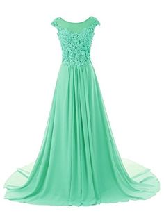 ASA Cap Sleeve A-line Chiffon Lace Evening Dress Prom Gown Long Emerald Green US 14 ASA http://www.amazon.com/dp/B00QBC8FIA/ref=cm_sw_r_pi_dp_LFrGub18SJG4Q