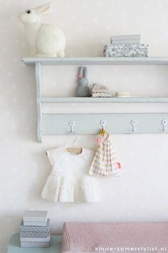 Babykamer pastel