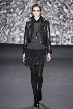 Nicole Miller RTW Fall 2014 - Slideshow - Runway, Fashion Week, Fashion Shows, Reviews and Fashion Images - WWD.com