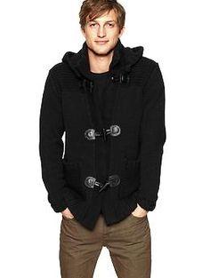 Toggle hoodie $69.95 at Gap