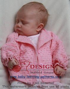 gratis baby breipatronen downloaden