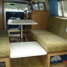 #TBT  this is one of the pictures from the Craigslist ad when my van was for sale. I was really impressed but the interior. I knew if it was I good shape then the van had been cared for. And I was right. It was passed from father to son to me. #vangrrrl #vanlife #vanlifediaries #campervan #homeiswhereyouparkit