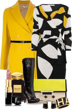 """""""Wrap Dress"""" by queenranya ❤ liked on Polyvore"""