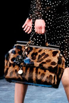 "notordinaryfashion: "" dolcegabbana: ""  DETAILS DOLCE&GABBANA WINTER 2011 "" Love the bag """