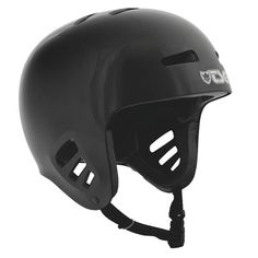 479bbf3a4ec18 Buy TSG Dawn Helmet - Black from Skatehut  Features  Hard Shell  Construction EPS Impact