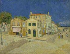 The Yellow House (1888) Van Gogh Museum - Wikipedia