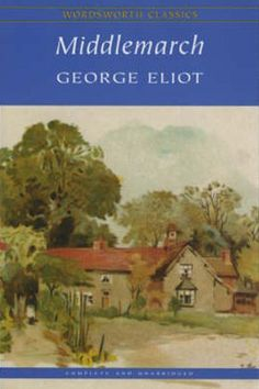 """I re-read Middlemarch by George Eliot, every few years. It's very modern, although published in 1874, and very female, as it was actually written by a woman using a pseudonym. It's brilliant, one of history's greatest novels, and an EASY read—a page turner.""   —Anne Lamott, author of Help, Thanks, Wow    Read more: http://www.oprah.com/omagazine/Authors-Favorite-Books-Books-to-Re-Read/7#ixzz2IkaIXHjR"