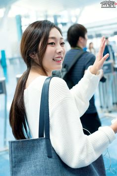 Seo Jisoo, Woollim Entertainment, Ji Soo, Ulzzang, Kpop, Entertaining, Baby, Infants, Baby Humor