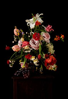 Ambrosius Bosschaert the Elder - Rebecca Louise Law - Rebecca Louise Law