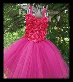 Tutu Dress for Alicia's Wedding
