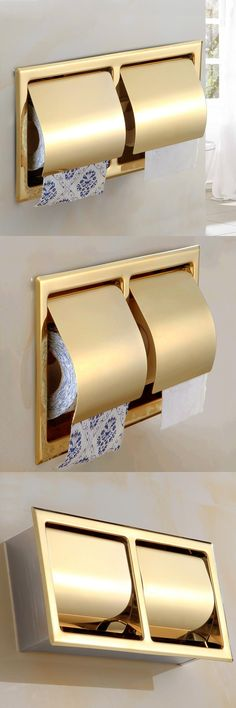 Paper Holders Bathroom Hardware Dependable Smesiteli Wholesale European High Quality Sus304 Stainless Steel Paper Toilet Holder Kitchen Creative Paper Towel Rack